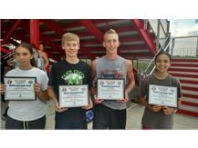 Macy Allstate Player of the Week: Isabelle Prenatt, Garrett Gemmaka, Caleb Ricks, Natalie Allen