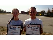 Brian Macy Allstate Player of the Week: Emma Hoover, Jack Dague