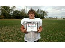 Macy Allstate Player of the Week: Hunter Hensley