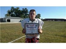 Macy Allstate Player of the Week: Clay Mastin