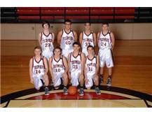 Freshmen Basketball 2015