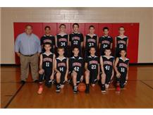 7th Grade Basketball 2015