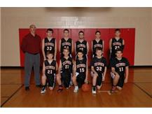 8th Grade Basketball 2015