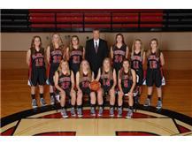 JV Basketball 2015