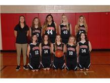 7th Grade Basketball 2015