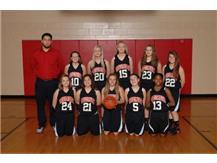 8th Grade Basketball 2015