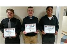 Macy Allstate Athlete of the Week for Basketball: Adtamh Salhieh, Caleb Linder, Malik Quisenberry