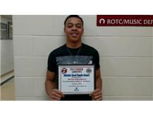 Macy Allstate Athlete of the Week for Basketball: Darius Quisenberry