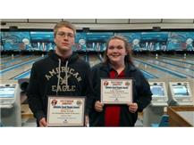 Macy Allstate Athlete of the Week for Bowling: Dylan Terrell, Kaley Thompson