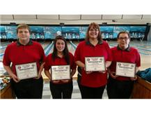 Macy Allstate Athlete of the Week for Bowling: Allen Ward, Adrienne Lutz, Jennifer Dilley, Zach Helm