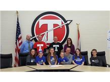 Emma Hoover Signs with Eastern Mennonite University