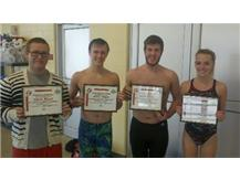 Allstate Good Hands Player of the Week: Chris Ward, Alex High, Ryan Kelley, Alexa Adams