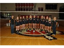 Varsity Volleyball 2013