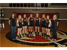 JV Volleyball 2013