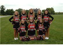 Varsity Football Cheer 2013