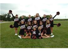 MS Football Cheer 2013