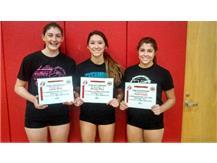 Allstate Good Hands Players of the Week: Lindsey Nartker, Briana Macy, Anyssa Gonzalez