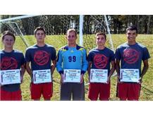 Allstate Good Hands Player of the Week: Lance Storck, Bradley Thomas, Landon Smith, Austin Lewis, Alberto Zaragoza