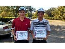 Allstate Good Hands Player of the Week: Brandon Pursifull, Cam Wardley