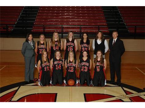 Varsity Basketball 2013