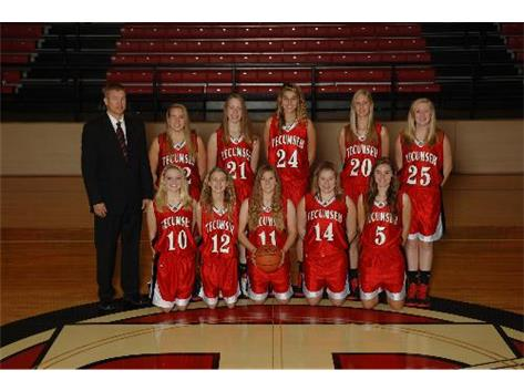 JV Basketball 2013