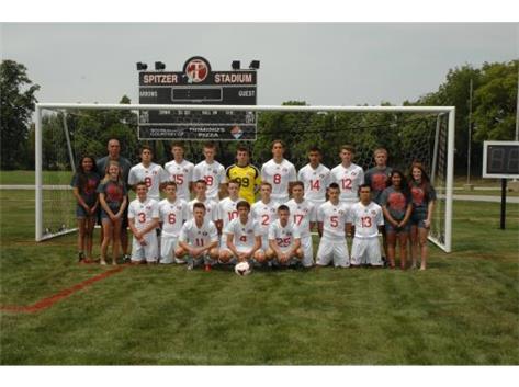 Varsity Soccer 2014
