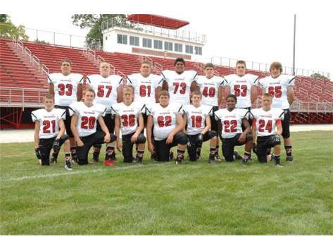 Freshmen Football 2014