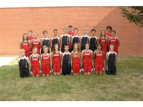 MS Cross Country 2014