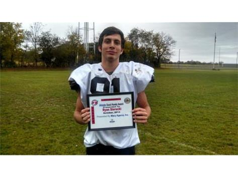 Macy Allstate Player of the Week: Ryan Sierecki