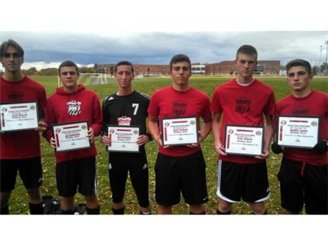 Macy Allstate Player of the Week: Joel Bauer, Josh Summerfield, Ryan Greenberg, Zach Partlow, Tyler Adams, Austin Lewis