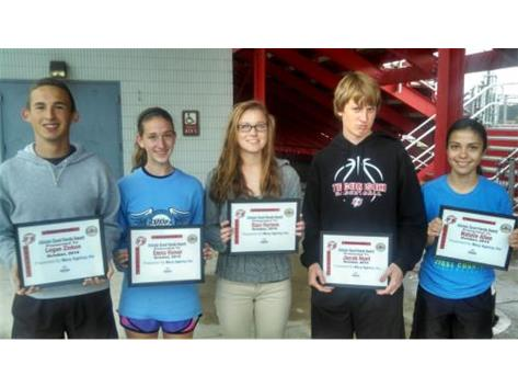 Macy Allstate Player of the Week: Logan Zinkhon, Emma Hoover, Staci Harmon, Jacob Hunt, Natalie Allen