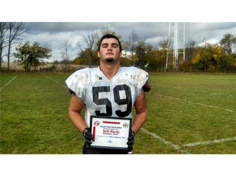 Macy Allstate Player of the Week: Seth Martin