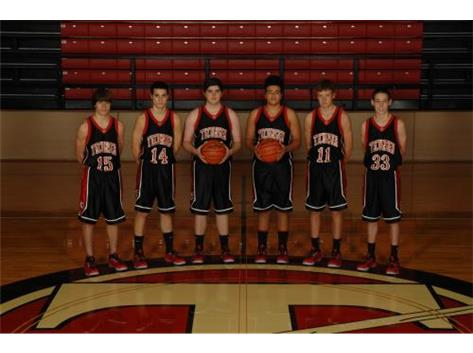 JV Basketball 2014