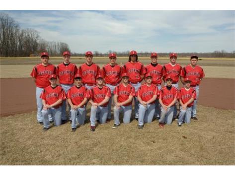 Varsity Baseball 2014