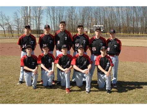 JV Baseball 2015