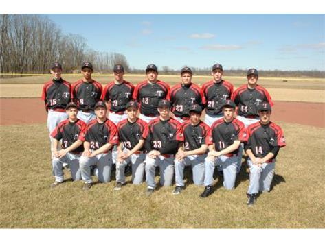 Varsity Baseball 2015
