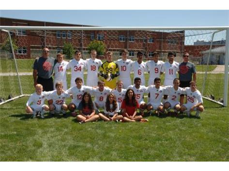 Varsity Soccer 2015