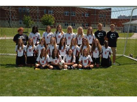 JV Soccer 2015