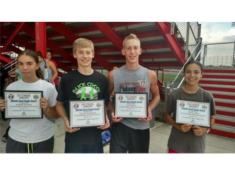Macy Allstate Player of the Week: Isabelle Prenatt, Garrett Gemmaka, Caleb Ricks, Natalie Allen
