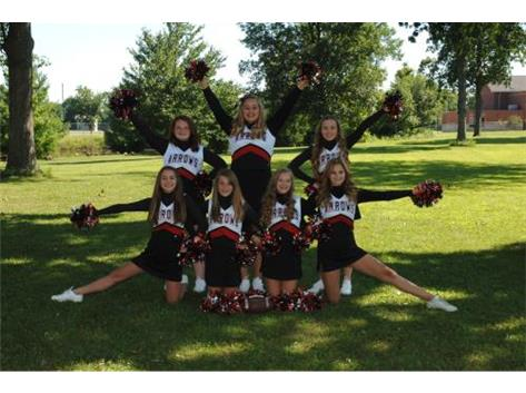 JV Football Cheer 15