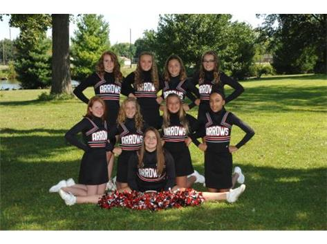 MS Football Cheer 15