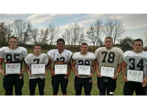Macy Allstate Player of the Week: Mckinley Parsons, Clay Mastin, Matt Crain, Brandon Morgan, Isaiah Trimble, Garrett McCormick