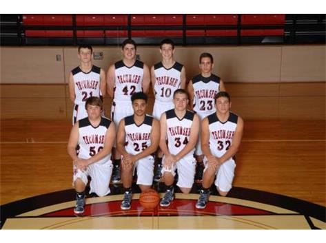 JV Basketball2015