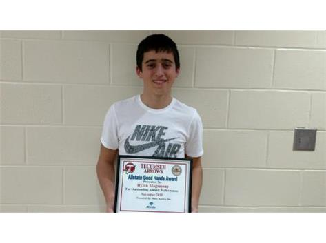 Macy Allstate Athlete of the Week for Basketball: Rylan Magsaysay