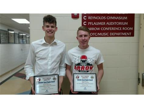 Macy Allstate Athlete of the Week for Basketball: Ross Warren, Michael Green