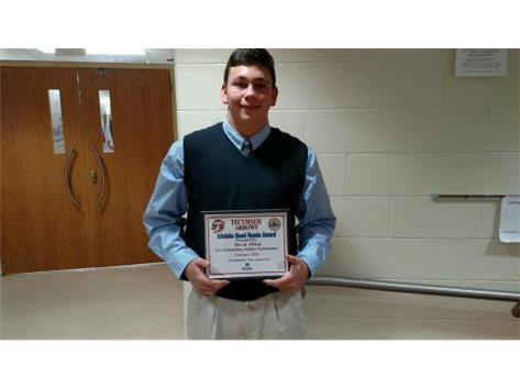 Macy Allstate Athlete of the Week for Basketball: Devin Alltop