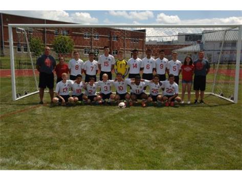 JV Soccer 2016