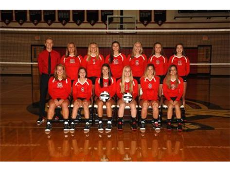 Varsity Volleyball 2016