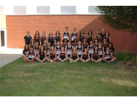 Varsity Cross Country 2016