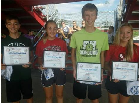 Brian Macy Allstate Player of the Week: Ethan Adams, Mackenzie Pauley, Matthew Brown, Sarah LaPois